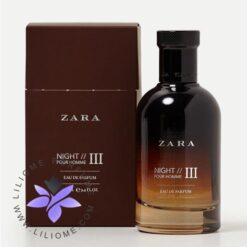 عطر ادکلن زارا نایت پور هوم 3-Zara Night Pour Homme III