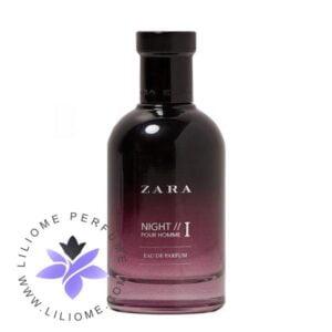 عطر ادکلن زارا نایت پور هوم 1-Zara Night Pour Homme I