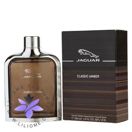 عطر ادکلن جگوار کلاسیک امبر-Jaguar Classic Amber
