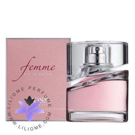 عطر ادکلن هوگو بوس فم-Hugo Boss Femme