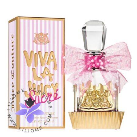 عطر ادکلن جویسی کوتور ویوا لا جویسی سوکره-Juicy Couture Viva La Juicy Sucre