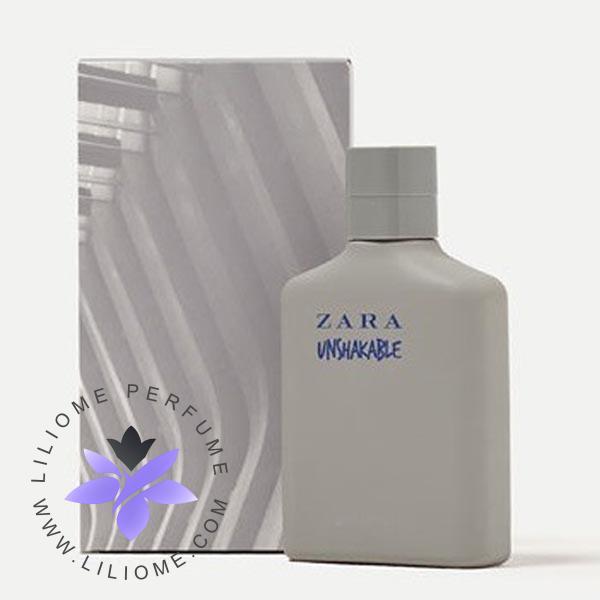عطر ادکلن زارا آنشکبل-Zara Unshakable