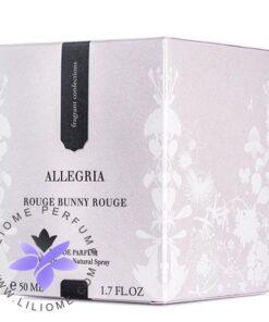 عطر ادکلن رژ بانی رژ الگریا-Rouge Bunny Rouge Allegria