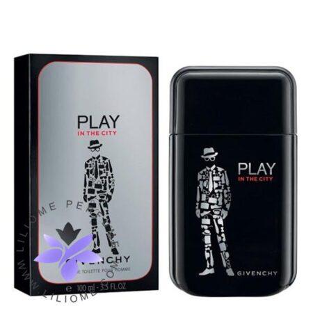 عطر ادکلن جیوانچی پلی این د سیتی مردانه-Givenchy Play in the City for Him