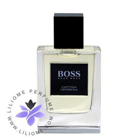 عطر ادکلن هوگو بوس کاتن اند وربنا-Hugo Boss Cotton & Verbena