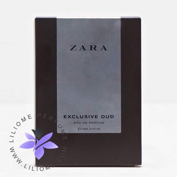 عطر ادکلن زارا اکسکلوسیو عود-Zara Exclusive Oud