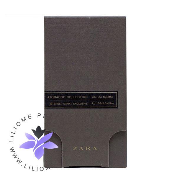 عطر ادکلن زارا توباکو کالکشن اینتنس دارک اکسکلوسیو-Zara Tobacco Collection Intense Dark Exclusive