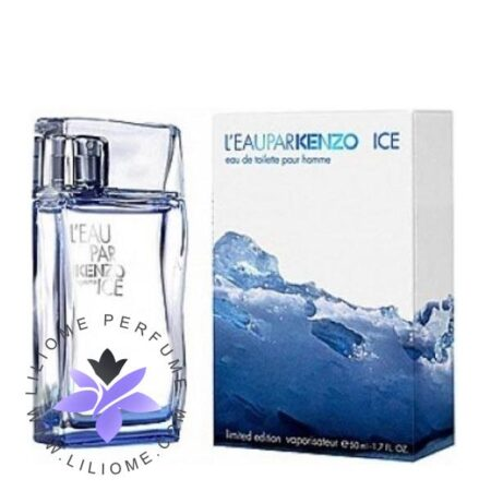 عطر ادکلن کنزو لئو پار آیس مردانه-kenzo L'Eau par Kenzo Ice pour Homme