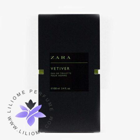 عطر ادکلن زارا زارا وتیور-Zara Zara Vetiver