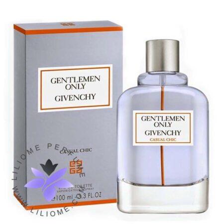 عطر ادکلن جیوانچی جنتلمن اونلی کژوال شیک-Givenchy Gentlemen Only Casual Chic