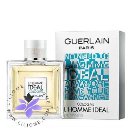 عطر ادکلن گرلن لهوم آیدیل کلون-Guerlain L'Homme Ideal Cologne