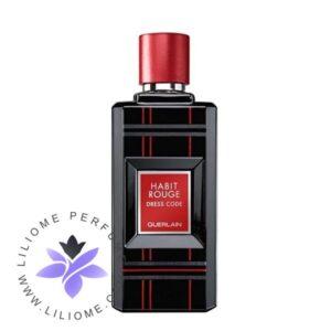 عطر ادکلن گرلن هبیت رژ دِرس کد 2016-Guerlain Habit Rouge Dress Code 2016