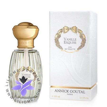 عطر ادکلن انیک گوتال وانیل اکسکویز-Annick Goutal Vanille Exquise