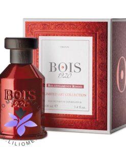 عطر ادکلن بویس ۱۹۲۰ رلیتیومنت روسو-Bois 1920 Relativamente Rosso