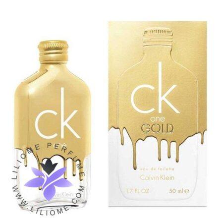 عطر ادکلن سی کی وان گلد-CK One Gold