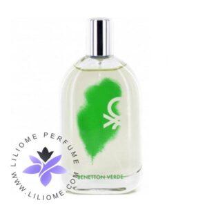 عطر ادکلن بنتون ورد-Benetton Verde