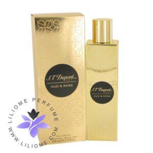 عطر ادکلن اس تی دوپونت عود اند رز-S.t Dupont Oud & Rose