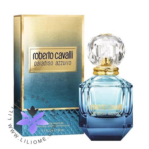 عطر ادکلن روبرتو کاوالی پارادایسو آزورو-Roberto Cavalli Paradiso Azzurro