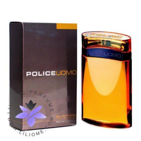 عطر ادکلن پلیس اومو پلیس-Police Uomo Police