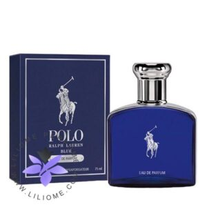 عطر ادکلن رالف لورن پولو آبی ادو پرفیوم-Ralph Lauren Polo Blue Eau de Parfum