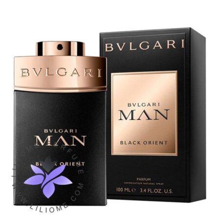 عطر ادکلن بولگاری من بلک اورینت-Bvlgari Man Black Orient