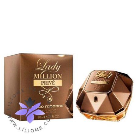 عطر ادکلن پاکو رابان لیدی میلیون پرایو-Paco Rabanne Lady Million Prive