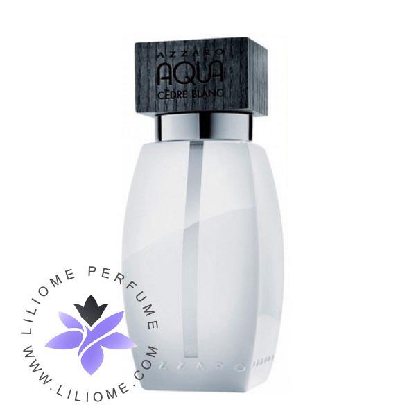 عطر ادکلن آزارو آکوا سدر بلان-Azzaro Aqua Cedre Blanc
