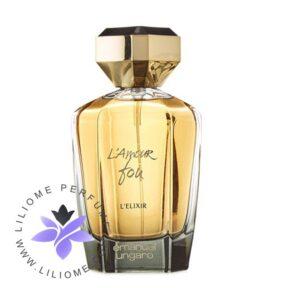 عطر ادکلن امانوئل آنگارو لامور فوو له الکسیر-Emanuel Ungaro L'Amour Fou L'Elixir