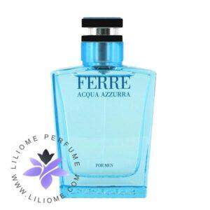 عطر ادکلن فره آبی-آکوا آزورا-Gianfranco Ferre Acqua Azzurra