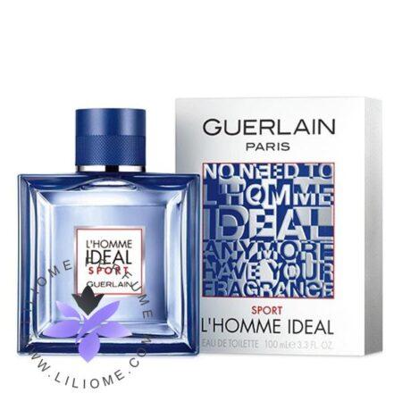عطر ادکلن گرلن لهوم آیدیل اسپرت-Guerlain L'Homme Ideal Sport
