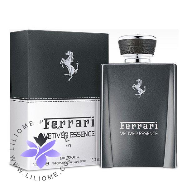 عطر ادکلن فراری وتیور اسنس-Ferrari Vetiver Essence