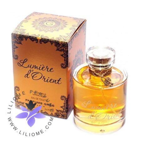 عطر ادکلن گرس لومیر د اورینت-Gres Lumiere d'Orient