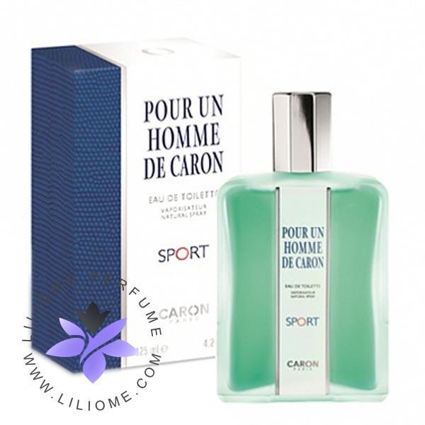 عطر ادکلن کارون پوران هوم اسپرت-Caron Pour Un Homme de Caron Sport