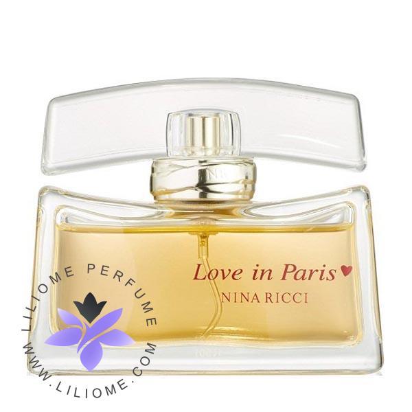 عطر ادکلن نیناریچی لاو این پاریس-Nina Ricci Love in Paris