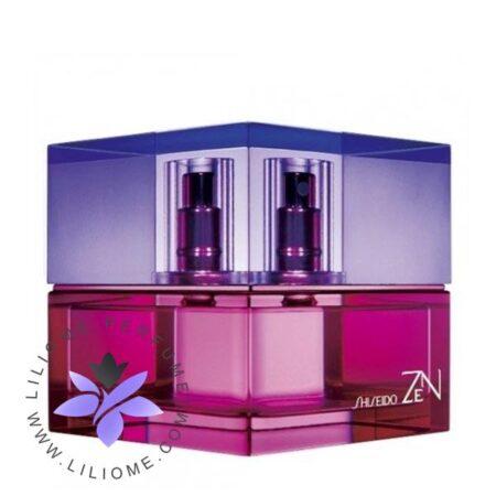 عطر ادکلن شیسیدو زن ادو پرفیوم بنفش-Shiseido Zen Eau de Parfum