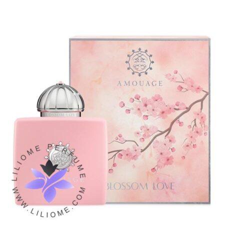 عطر ادکلن آمواج بلوسوم لاو-Amouage Blossom Love