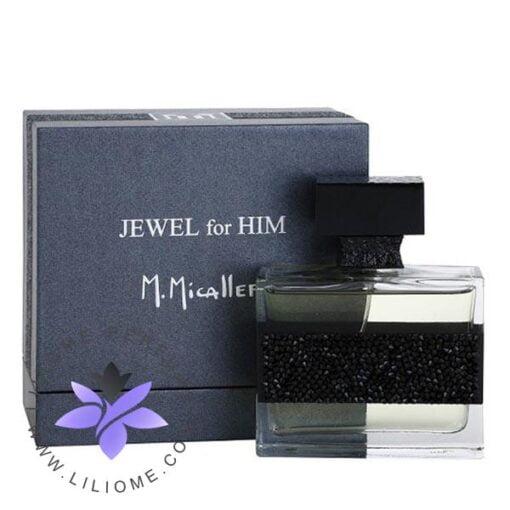 عطر ادکلن ام میکالف جول مردانه-M. Micallef Jewel for Him