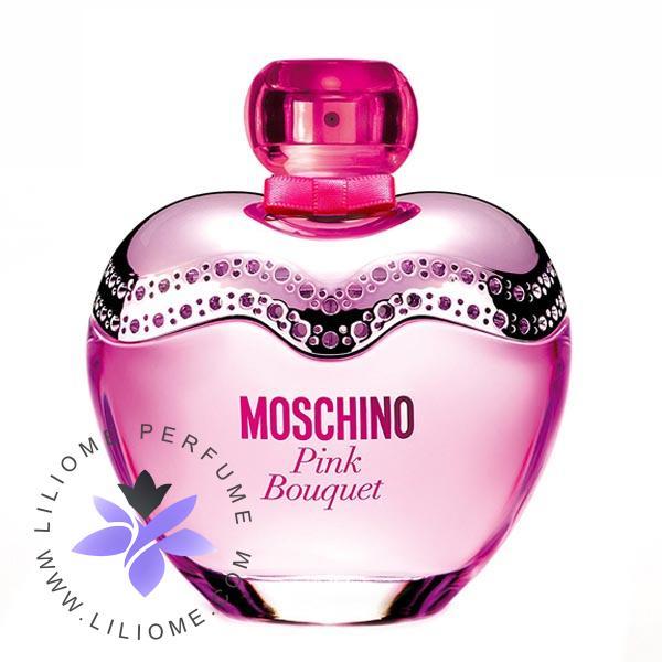 عطر ادکلن موسکینو-موسچینو پینک بوکت-Moschino Pink Bouquet
