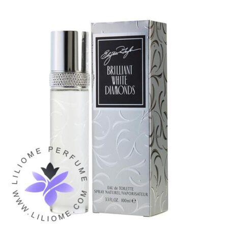 عطر ادکلن الیزابت تیلور بریلیانت وایت دیاموندز-Elizabeth Taylor Brilliant White Diamonds
