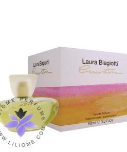عطر ادکلن لورا بیاجیوتی اموشن-Laura Biagiotti Emotion