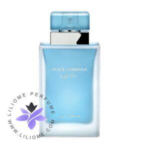 عطر ادکلن دلچه گابانا لایت بلو او اینتنس زنانه-Dolce Gabbana Light Blue Eau Intense