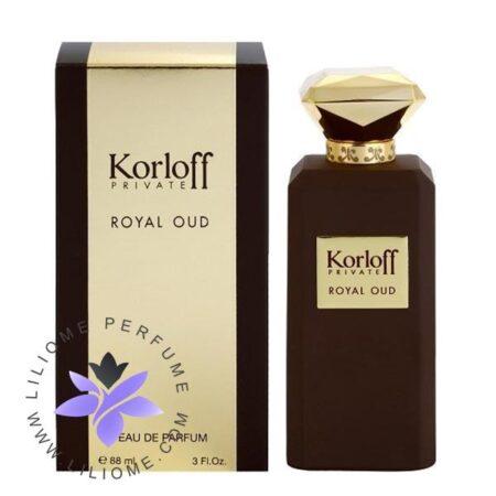 عطر ادکلن کورلوف رویال عود-Korloff Royal Oud
