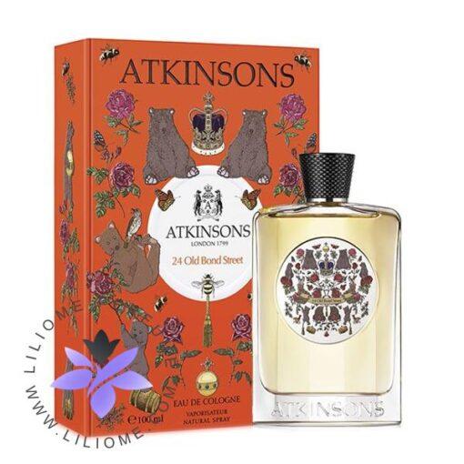 عطر ادکلن اتکینسونز-اتکینسون 24 اولد بوند استریت لیمیتد ادیشن 2016-Atkinsons 24 Old Bond Street Limited Edition 2016
