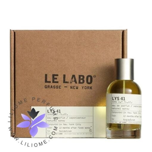 عطر ادکلن له لابو لیس 41-Le Labo Lys 41