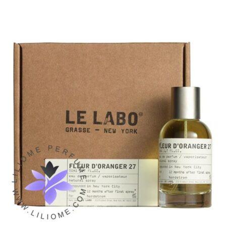 عطر ادکلن له لابو فلور د اورنجر 27-Le Labo Fleur d`Oranger 27