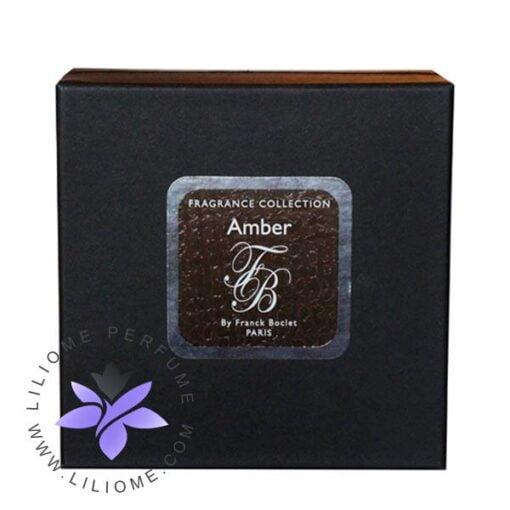 عطر ادکلن فرانک بوکلت امبر-Franck Boclet Amber