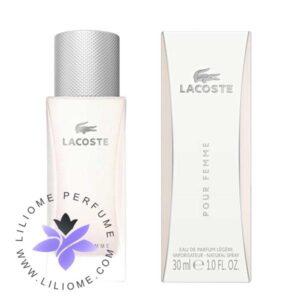 عطر ادکلن لاگوست پور فم لجر-Lacoste Pour Femme Legere