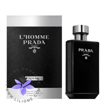 عطر ادکلن پرادا لهوم اینتنس-Prada L'Homme Intense