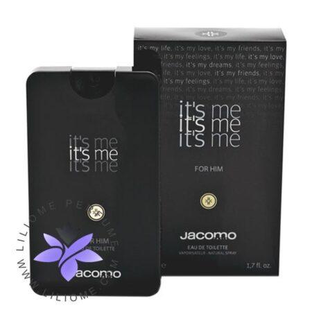 عطر ادکلن جاکومو ایتس می مردانه-Jacomo It's Me For Him