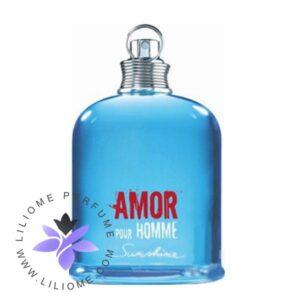 عطر ادکلن کاشارل آمور پور هوم سان شاین آبی-Cacharel Amor pour Homme Sunshine